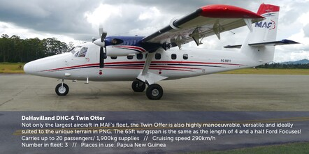 DeHavilland DHC-6 Twin Otter